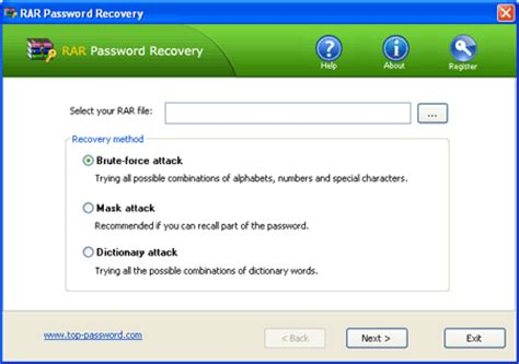 best rar password recovery how to remove winrar password winrar password remover