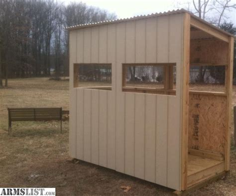 shooting house designs shooting house plans deer stand blueprints box deer stand thumbs elevated shooting house
