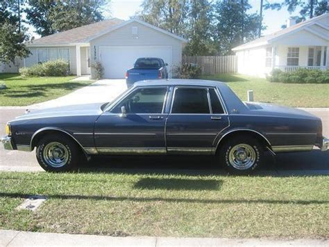 my 1983 caprice classic c10118 1983 chevrolet caprice specs photos modification info at cardomain
