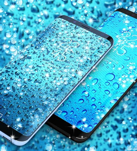 water drop live wallpaper screenshots water drops live wallpaper android apps on play