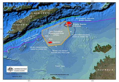 maritime boundary dispute masks need for economic