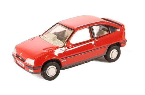 vauxhall red hattons co uk oxford diecast 76vx002 vauxhall astra mkii red