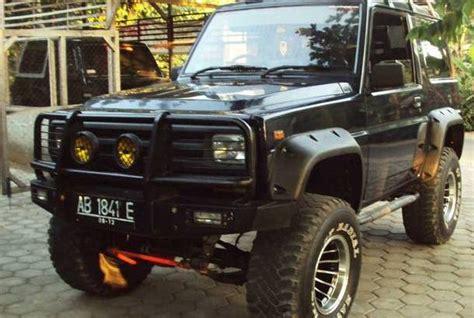 Accu Mobil Taft Gt taft gt 4x4 tahun 1995 dan kelebihan mobil jeep mobilku org
