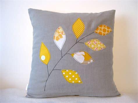Applique Pillow by Applique Cushion Pinteres