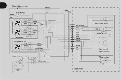 duo therm rv air conditioner wiring diagram webtor me