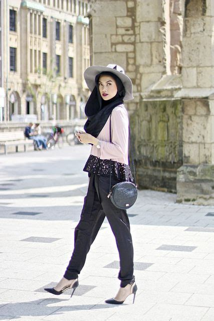 White Dress Pesta Hijabers 1 amazing ideas to wear snood as for trendy