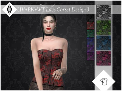 Wt Lace alexia483 s uv bk wt lace corset design 3 top