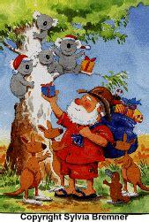 printable christmas cards australia bellebyrd december 2006