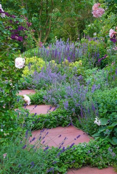 stepping stones garden cottage gardens herbs garden and herbs on