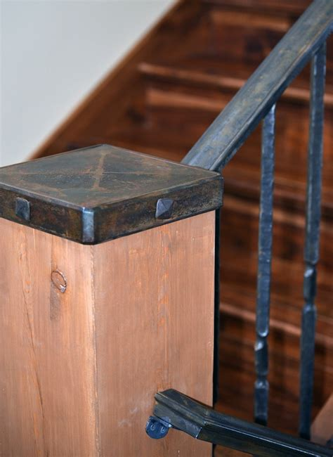 Banister Post Tops by Antler Furniture Functional Works Of