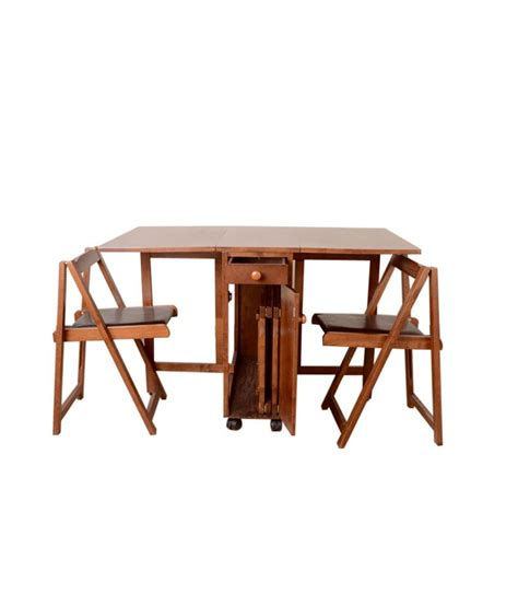 Compact Folding Dining Table Compact 4 Seater Folding Dining Available At Snapdeal For Rs 24035