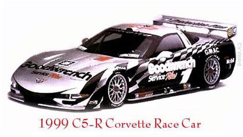 corvette returns  racing