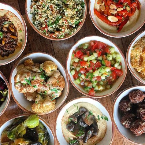 Yafo Kitchen by Yafo Kitchen Authentic Middle Eastern Fare In