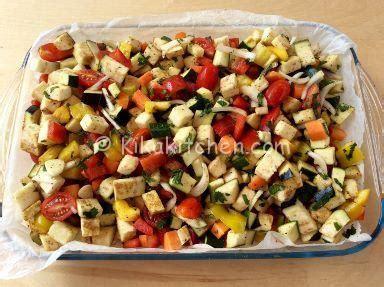 cucinare verdure al forno verdure al forno ricetta light con verdure a scelta