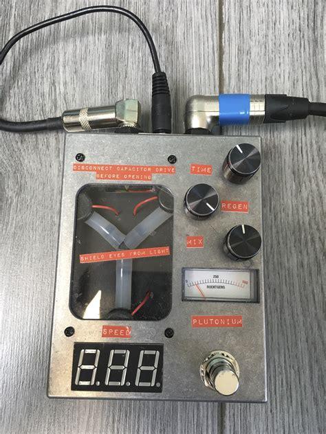 flux capacitor delay flux capacitor 4114 custom effect flux capacitor audiofanzine