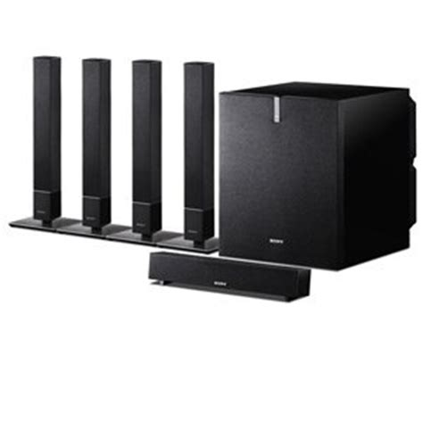 sony 5 1 channel 600 watt surround sound home