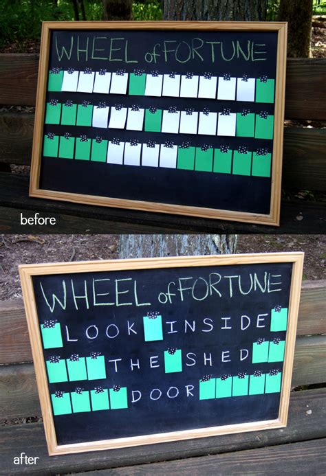 A Purple Birthday Party Rachel Swartley How To Make Your Own Wheel Of Fortune