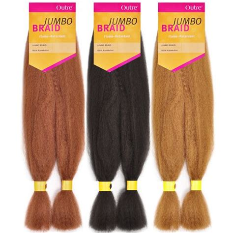 what is a good brand of kanekalon hair outre synthetic hair braids kanekalon jumbo braid braids