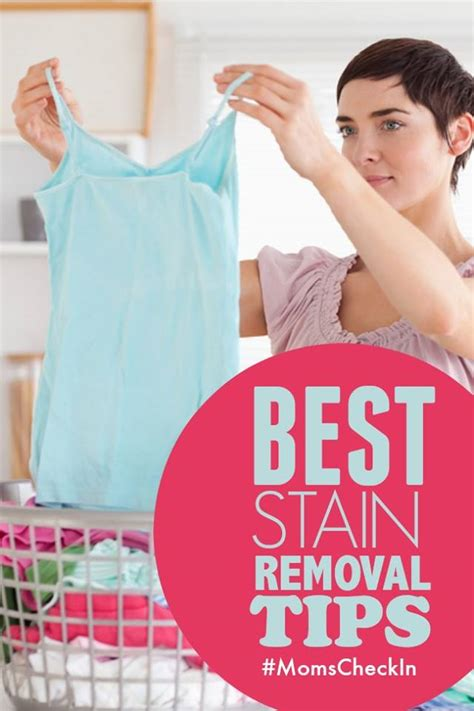 10 Best Stain Removal Tips by The Best Stain Removal Tips Momscheckin Family