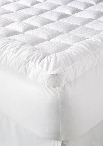 Cuddlebed Mattress Topper by Home Accents 174 Cuddlebed 2 0 Mattress Pad Belk