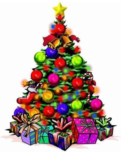 imagenes de un arbol de navidad navidad historia arbol de navidad el candil de los pensamientos