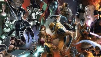 Marvel Universe Marvel Hd Wallpaper And Background 1920x1080 Id