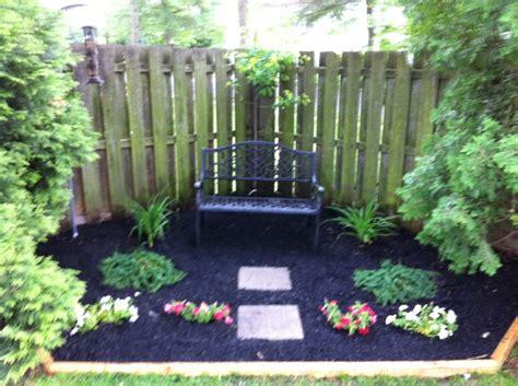 Blue Family In The Night Garden - mom mom amp pop pop memorial garden backyard deck pinterest