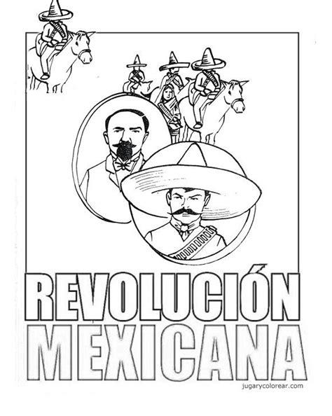 dibujos de la revolucion mexicana para nios holidays oo el cuaderno de tareas revoluci 243 n mexicana
