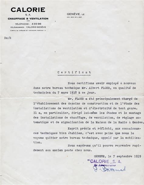 Exemple De Lettre De Recommandation Suisse Lettre De Recommandation 2 314 Notre Histoire