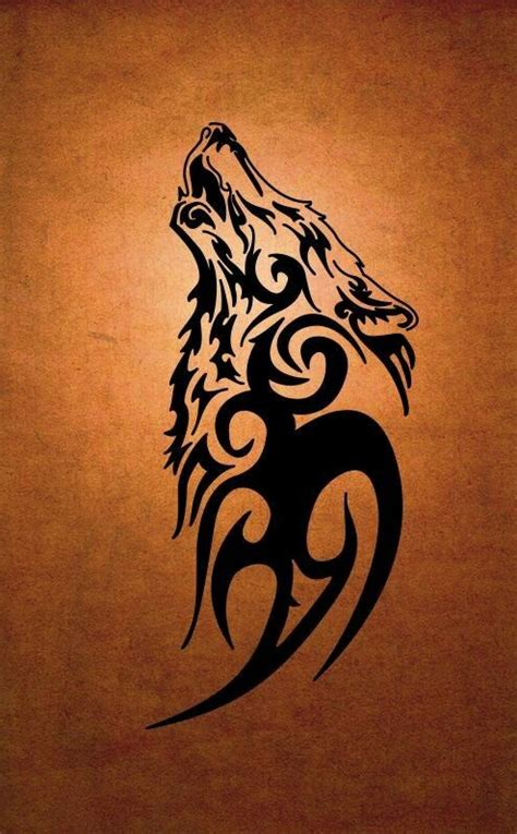 tribal wolf face tattoo best 25 wolf design ideas on wolf