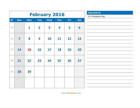 printable weekly planner february 2016 february 2016 calendar wikidates org