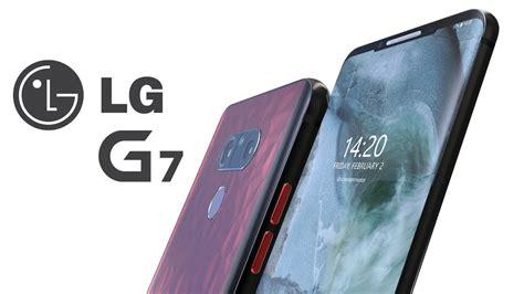 concept lg v40 viền bezels lg g7 concept sports bezel less display and dual