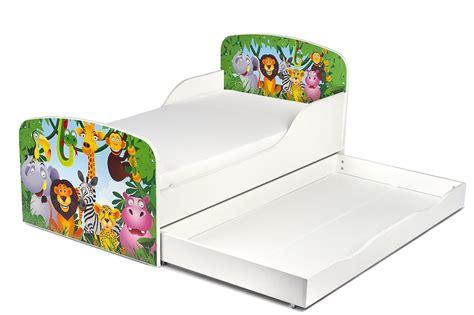 letto per bambini letti per bambini con cassetto materassi da sonno
