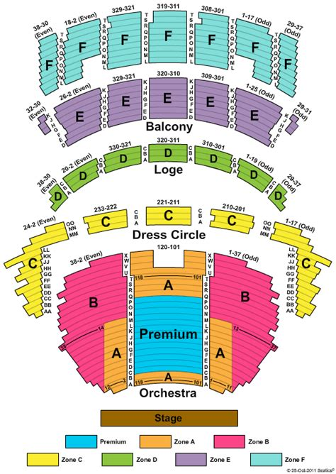 united palace theatre seating capacity concert venues in chicago il concertfix