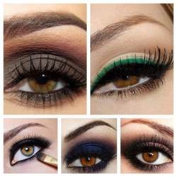 best color eyeshadow for brown