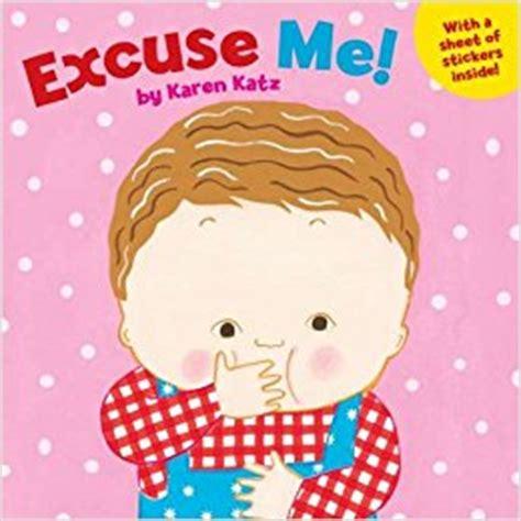 excuse me karen katz 9780448455822 amazon com books