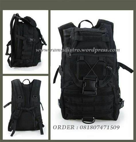 Ransel Tactical Army 001 Kanvas Import jual grosir backpack ransel bagpack army import r 9900 top