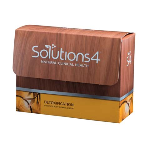 Solutions 4 Detox Kit Intructions detoxification kit solutions4