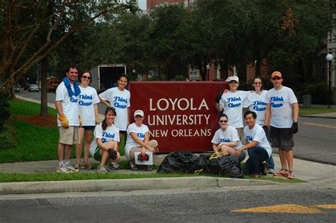 Of New Orleans Mba by 2000 2009 Centennial Loyola New Orleans