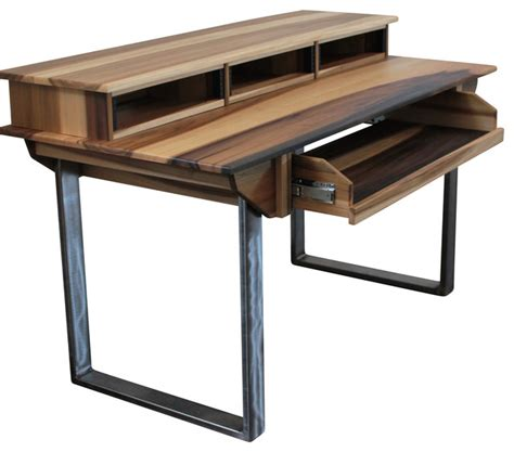 Studio Desk For Audio Video Film Graphic Design Small Recording Studio Desk