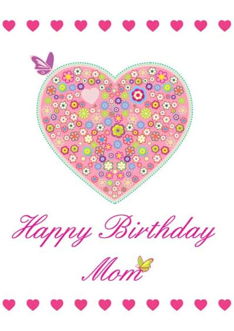 printable card for mom printable birthday cards for mom gangcraft net
