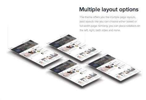 wordpress multiple layout feature rich multipurpose responsive wordpress theme