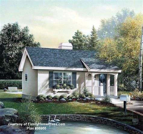 one bedroom cottage plans house plans with porches house plans wrap