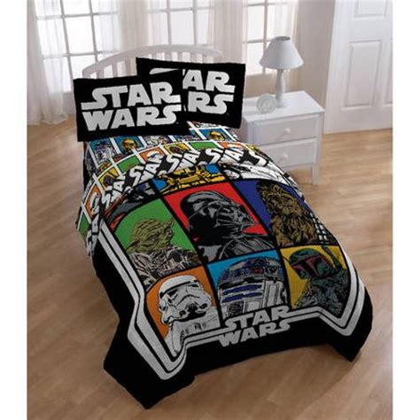 star wars bed sheets star wars classic twin full bedding comforter