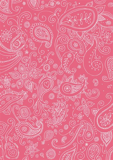 printable paper with designs 6 best images of printable pink paper designs pink