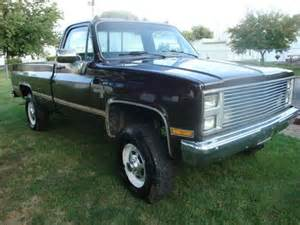 Used Cars For Sale In Wert Ohio Buy Used 1986 Chevy K30 1 Ton 4x4 In Wert Ohio