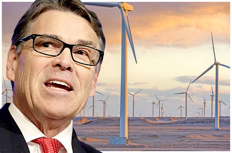 Rick Is Planning A by Rick Perry S Plan To Kill Funding For Wind And Solar Power