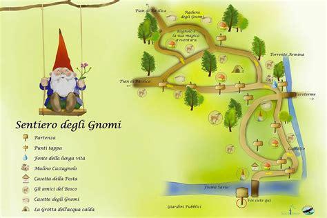 percorso gnomi bagno di romagna il sentiero degli gnomi bagno di romagna terme sito