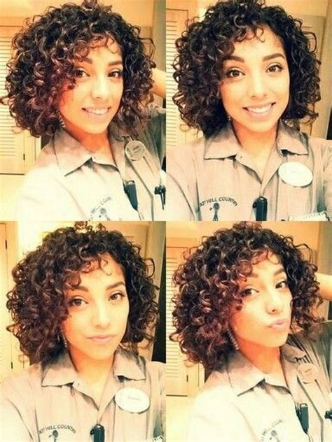 best haircut for 3b women 203 best images about short curly hair on pinterest