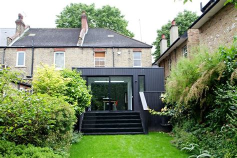 old modern modern extension on old house for the home pinterest